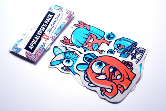 APO STICKERS PACK