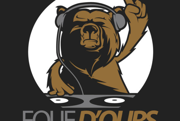 "New logo for ""FOLIE D'OURS"""