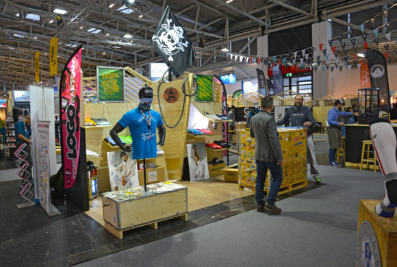 Stand ISPO 2018