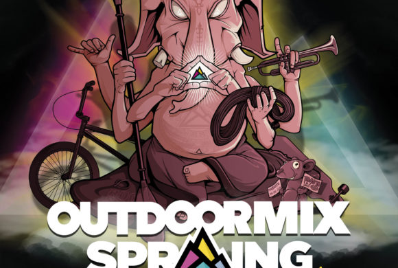 affiche outdoormix 2019