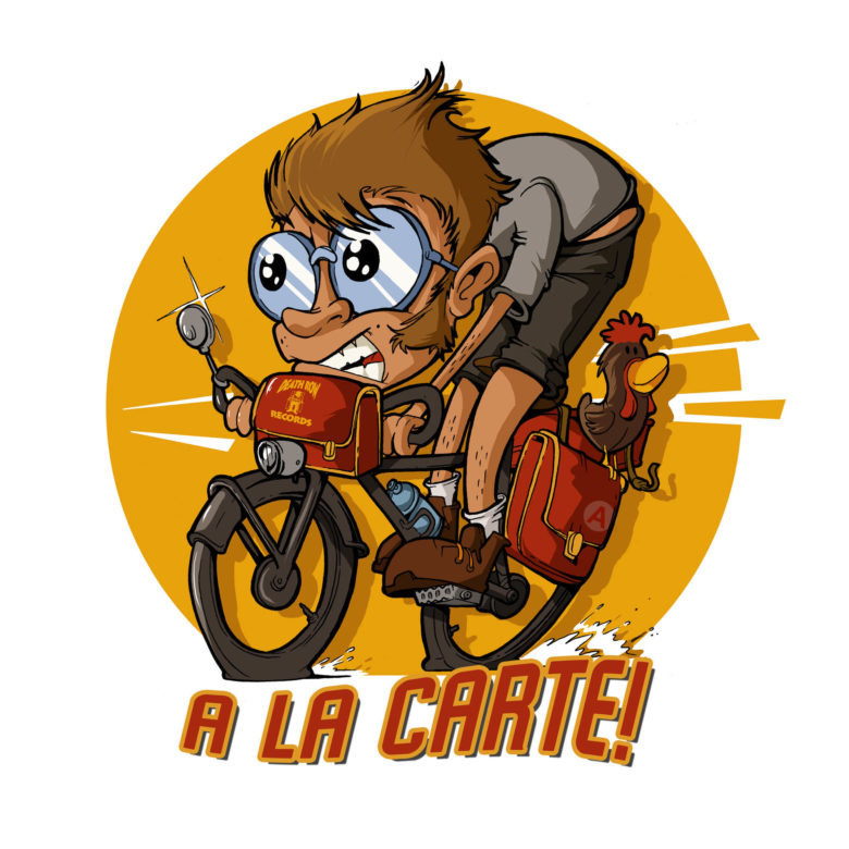 Nouveau logo pour un petit tour du monde en vélo