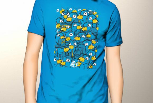 Tshirt PIOUPIOU 2021